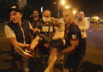 В больницы Минска второй день поступают раненые
