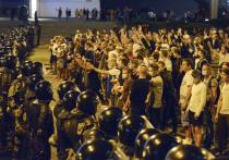 """На фоне охвативших Белоруссию протестов резко активизировалась появившаяся несколько лет назад группа, выступающая за создание """"Витебской народной республики"""" и ее последующее присоединение к России"""