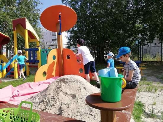 Малыши Ямала стали возвращаться в детские сады после длительного периода самоизоляции по коронавирусу