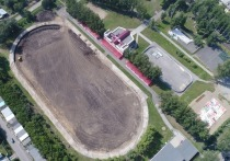 Футбольное поле на родине Александра Головина обновят к осени