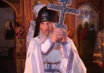 В обители, основанной опальным отцом Сергием, умер ребенок
