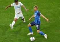 За бросок петарды на матче в Волгограде задержали фаната
