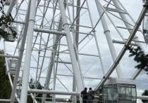 45-метровое великолукское колесо обозрения откроют в День города