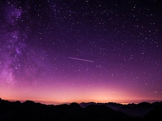 Калужане смогут увидеть звездопад Персеиды