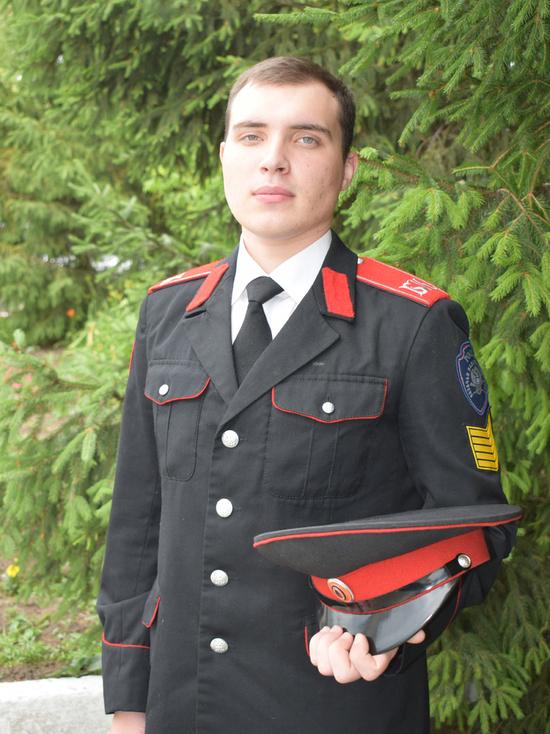 Поступить в военный вуз: новосибирский  выпускник стремится к мечте