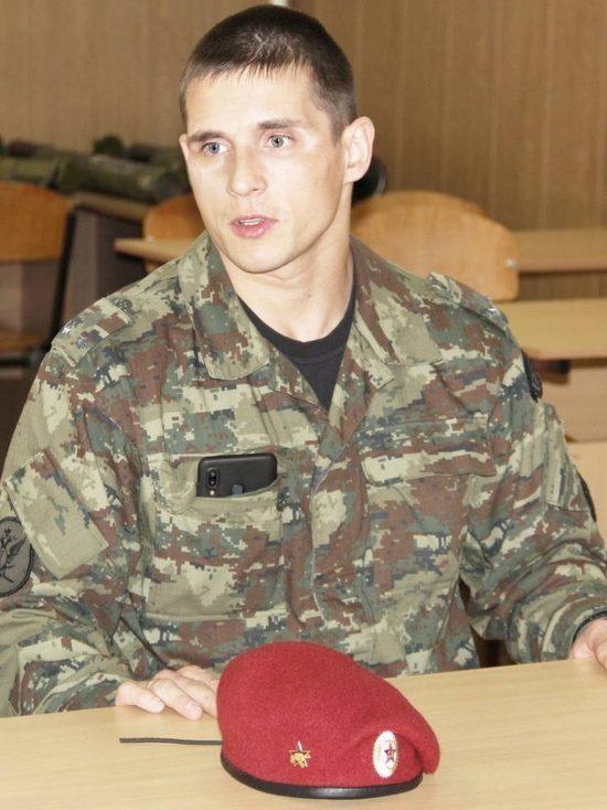 Сотрудник кировского спецназа спас человека от смерти