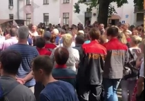 В Минске оценили ущерб от беспорядков