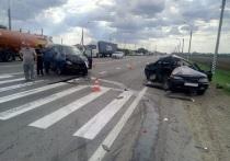 В Усть-Лабинском районе произошло ДТП. Есть погибшие