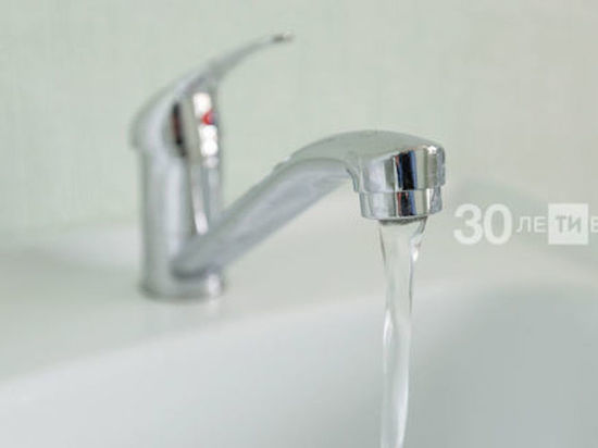 В домах Приволжского района Казани на сутки отключат воду