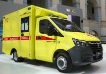 «Группа ГАЗ» создала новую линейку автомобилей медицинского назначения на базе «ГАЗели NEXT»