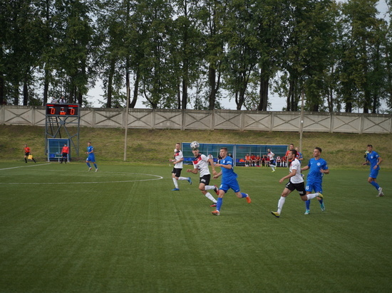 Играем по-взрослому: в Тверь вернулся профессиональный футбол
