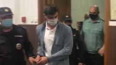 Подозреваемый в убийстве жених доставлен в суд: видео