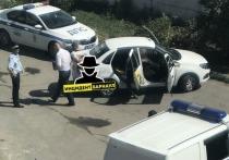 Житель Барнаула скончался в такси