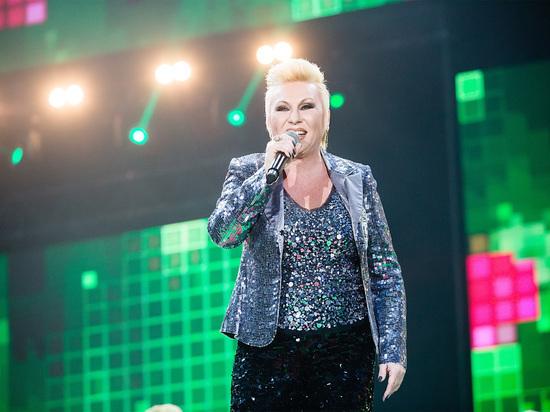 Дочь Легкоступовой заявила о крайне тяжелом состоянии певицы