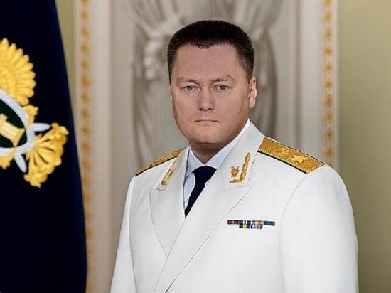 Краснов впервые отчитался о доходах в должности генпрокурора
