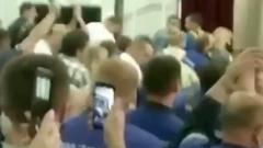 Рабочие завода «Гродно-азот» освистали результаты выборов: голосовали за Тихановскую