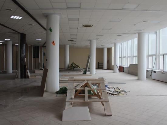 Помещения универмага «Карелия» оборудуют под спортивные залы