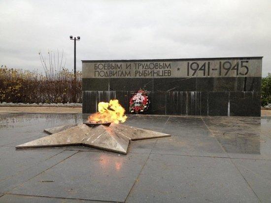 В Рыбинске «Газпром» выставил счет за «вечный огонь»