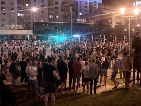 Опубликован список 500 осужденных за протесты в Белоруссии