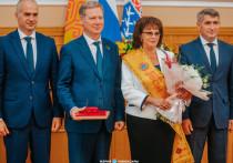В Чебоксарах чествовали нового почетного гражданина