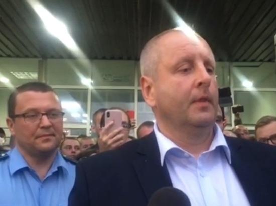 """Мэр Жодино назвал """"враньем"""" смерть избитого силовиками протестующего"""