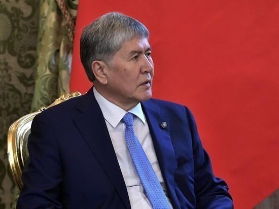 Суд оставил в силе приговор бывшему президенту Киргизии Атамбаеву