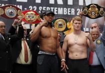 WBC: Поветкин не станет обязательным претендентом на титул, даже если выиграет бой с Уайтом