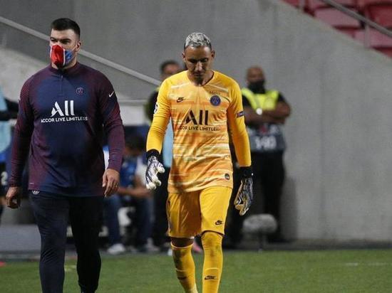 Вратарь «ПСЖ» может пропустить полуфинал Лиги чемпионов