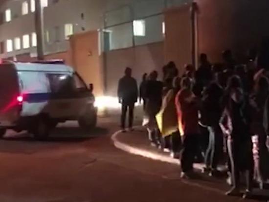 Центр изоляции правонарушителей в 1-ом переулке Окрестина в Минске и ИВС в Жодино, – называют в Белоруссии застенками гестапо