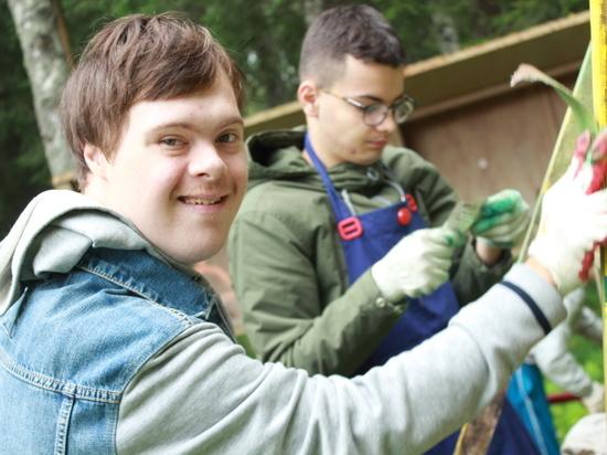 Работа организации инвалидов «Лицом к миру» получила высокую оценку Фонда Президентских грантов