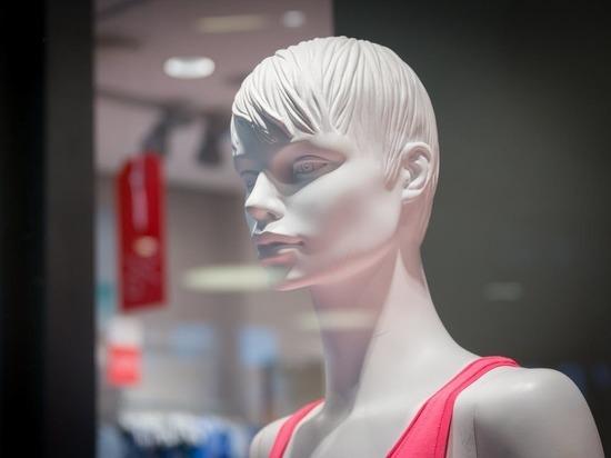 Житель Хакасии украл из магазина женские вещи и манекена