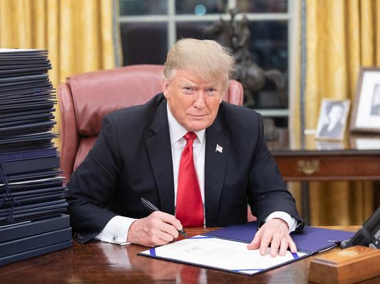 Трамп помог с пособием по безработице, но не защитил от выселений