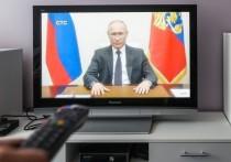 ВЦИОМ: о доверии Путину заявили 65,1% россиян