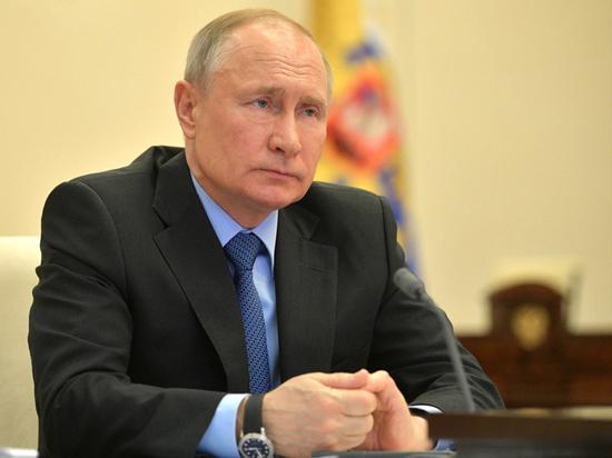 Путин опубликовал декларацию о доходах