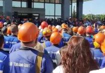 В пятницу заводы Белоруссии вышли на забастовку