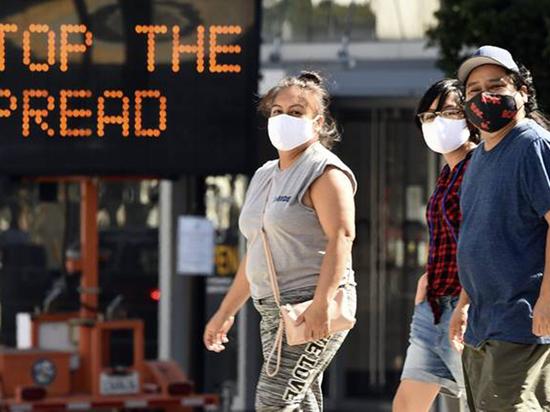 Коронавирус в Америке: новые ограничения, пакет соцзащиты