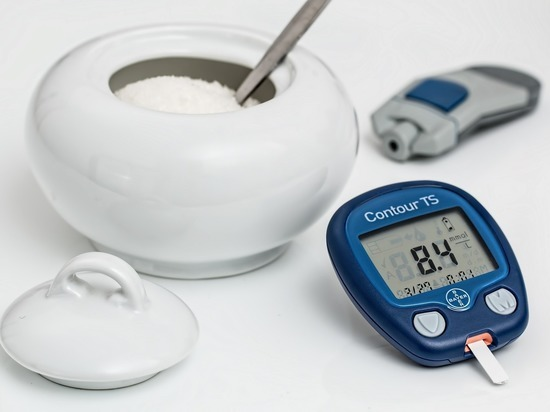 Названы продукты, снижающие уровень сахара в крови