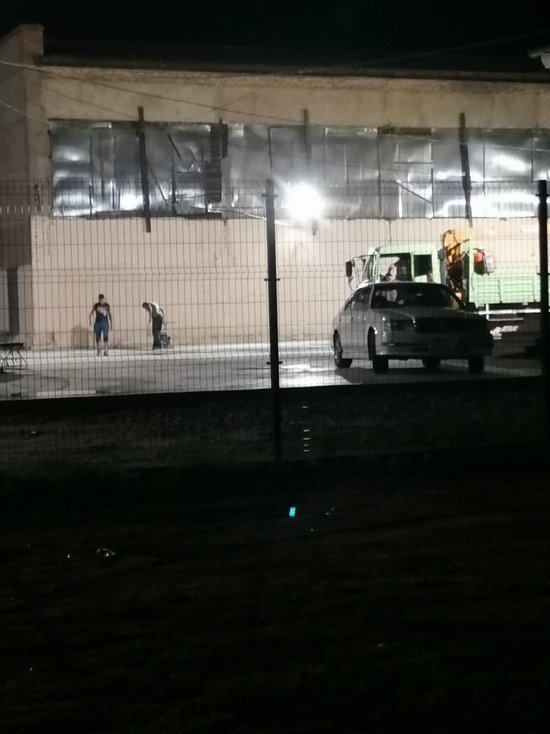 С роллердрома в Онохое в Бурятии ночью было вывезено всё оборудование