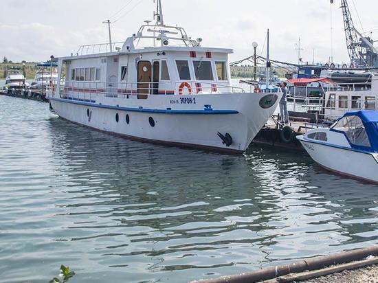 На балансе иркутской мэрии 13 лет находилась элитная яхта под видом спасательного судна