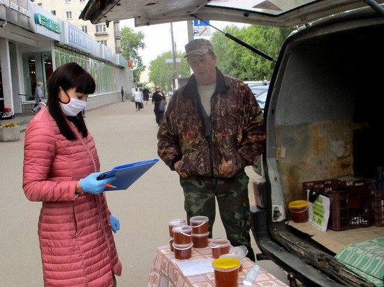 В Кирове пресекли незаконную торговлю