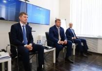 Министр экономического развития РФ оценил возможности развития экономики Астраханской области