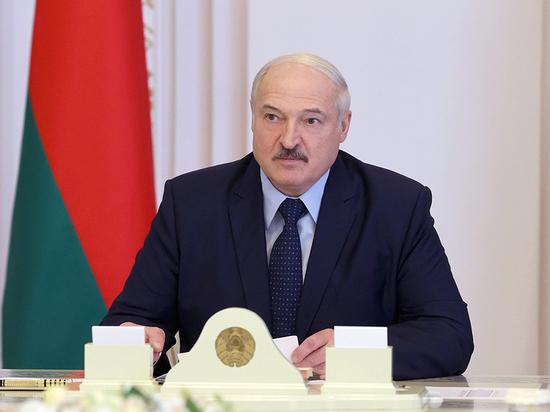 Лукашенко заявил о начале агрессии против Белоруссии