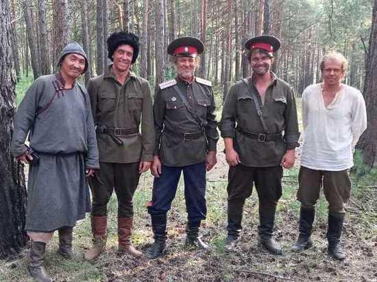 Артисты одного из театров Хакасии снялись в художественном фильме