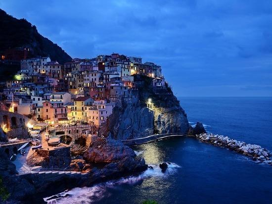 В Италии построят подводный тоннель