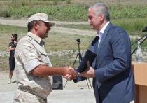 Военные помогли с обеспечением питьевой водой Сиимферополя