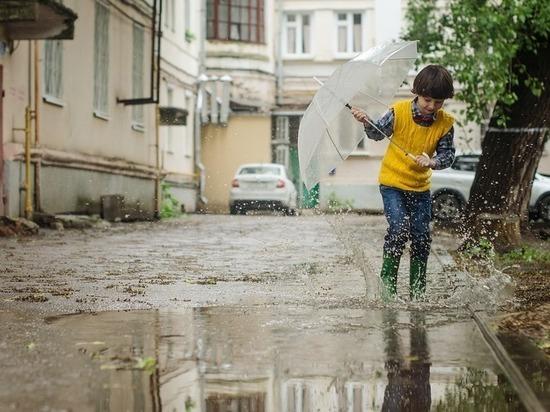 В Татарстане сохранится холодная и мокрая погода