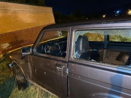 В Ингушетии ведется следствие по делу об убийстве при обстреле автомобиля