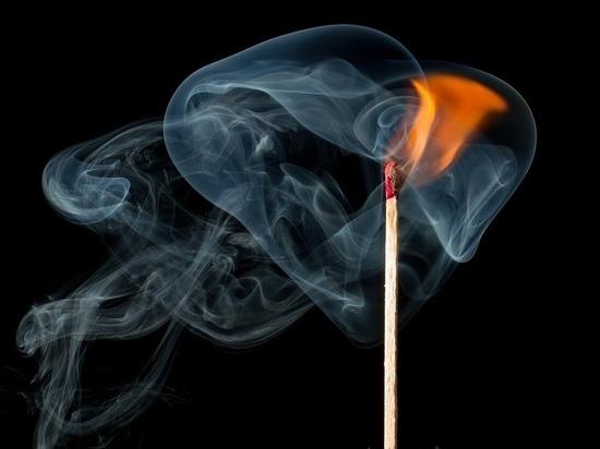 Великолукская пенсионерка сгорела из-за неосторожного курения