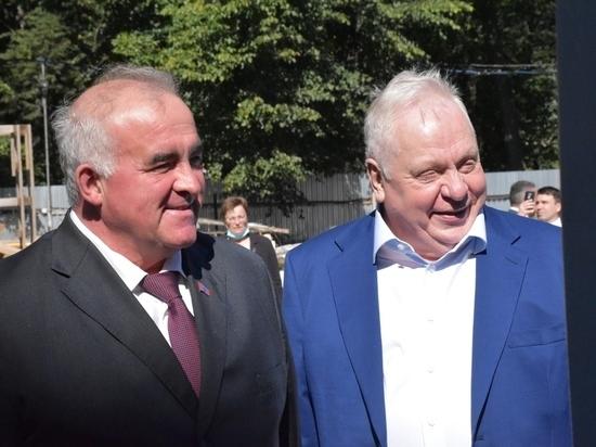 Виктор Тырышкин: для меня Сергей Ситников - выдающийся государственник