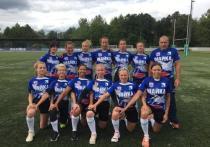 Женская команда по регби из Севастополя оказалась в числе лучших в стране